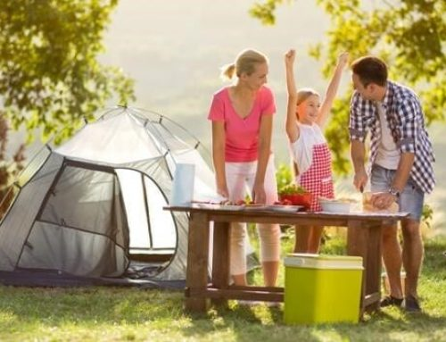 Top Camping Safety Tips