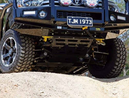The Ultimate Guide to Underbody Protection
