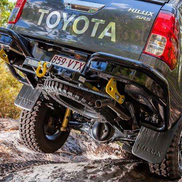 Toyota Hilux GVM
