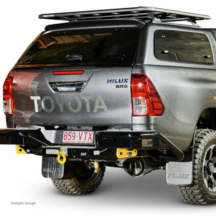 Toyota Hilux Fit Out