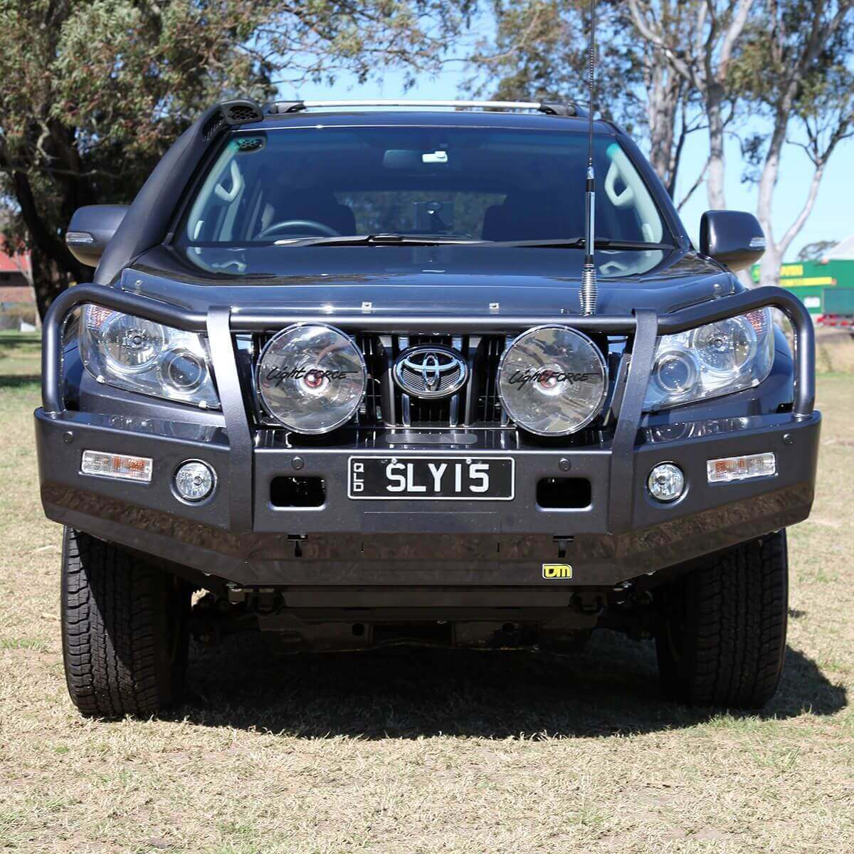T13 OUTBACK WINCH