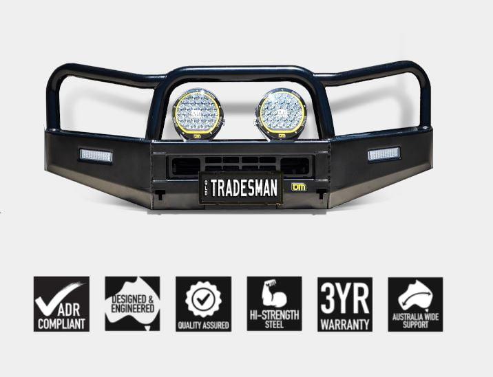 TJM Tradesman Bull Bar