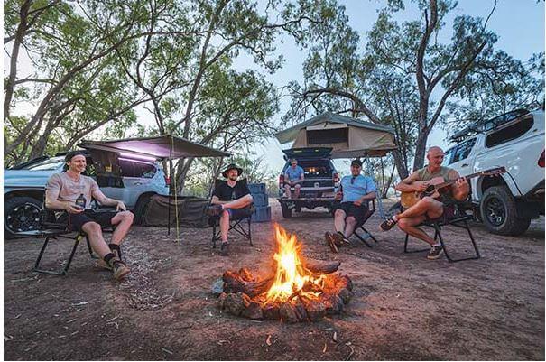 TJM Camping